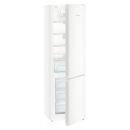Combina frigorifica Liebherr CP 4813, SmartFrost, DuoCooling, 342 L, clasa A+++, Alb