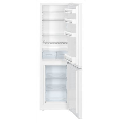 Combina frigorifica Liebherr CU 3331, SmartFrost, 296 L, clasa A++, Alb