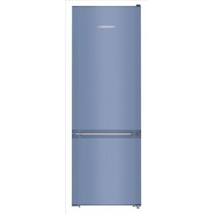 Combina frigorifica Liebherr CUfb 2831, SmartFrost, 265 L, clasa A++, FrozenBlue