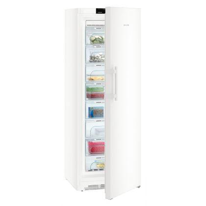 Congelator Liebherr GN 5235, NoFrost, BluPerformance, 360 L, clasa D, Alb