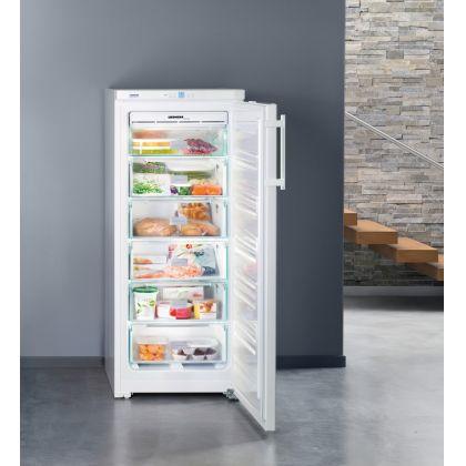 Congelator Liebherr GNP 2313, NoFrost, 185 L, clasa A++, Alb