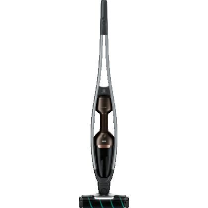 Aspirator vertical cu acumulatori Electrolux PURE Q9-P PQ91-P50MB, 53 min autonomie, 25.2 V, bronz mahon, perie PowerPro