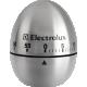 Cronometru bucatarie Electrolux E4KTAT01, finisaj inox, 60 minute