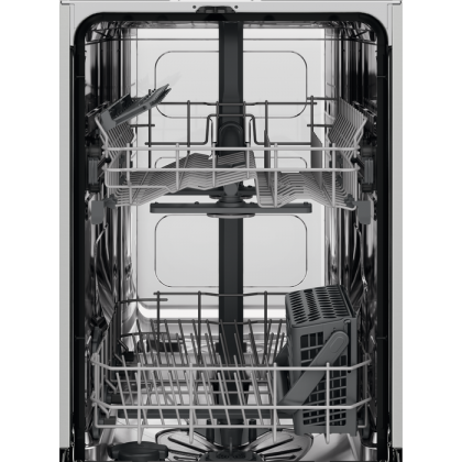 Masina de spalat vase independenta Electrolux ESA12100SW, 45 cm, 9 seturi, inverter
