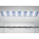 Combina frigorifica Electrolux EN6086MOX, 536 l, Frost free, inox antiamprenta