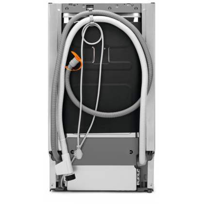 Masina de spalat vase partial incorporabila Electrolux EES42210IX, SatelliteClean, 9 seturi, inverter, AirDry, 45 cm