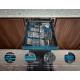 Masina de spalat vase partial incorporabila Electrolux EEM43300IX, clasa D, MaxiFlex, 10 seturi, inverter, AirDry, 45 cm