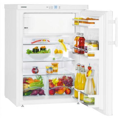 Minibar Liebherr TP 1764, alb, 136 l, clasa E, compartiment congelator