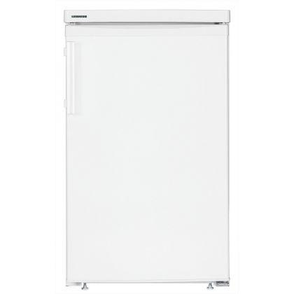 Minibar Liebherr T 1414, alb, 122 l, clasa F, 50 cm latime, compartiment congelator