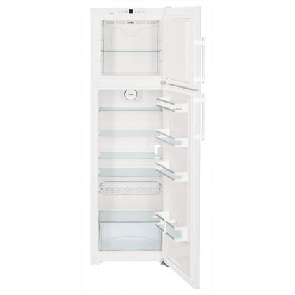 Frigider cu 2 usi No Frost Liebherr Premium CTN 3663, 60 cm, alb, F