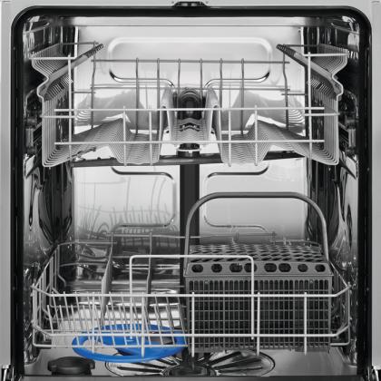 Masina de spalat vase incorporabila Electrolux EES27100L, 13 seturi, inverter, Clasa energetica F, SatelliteClean, AirDry