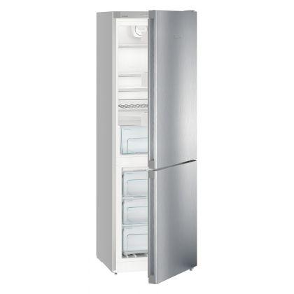 Combina frigorifica Liebherr No Frost CNPel 4313, 60 cm latime, inox