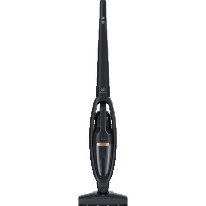 Aspirator vertical 2 in 1 cu acumulatori Electrolux WELL Q6 WQ61-42GG, 45 min autonomie, 18 V, gri granit