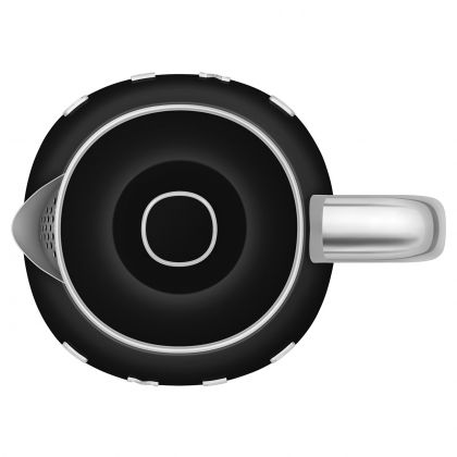 Mini fierbator de apa retro Smeg KLF05BLEU, negru