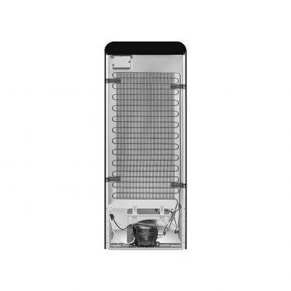 Frigider cu o usa retro Smeg FAB28RBL5, negru, ventilat, inverter
