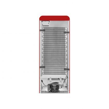 Frigider cu o usa retro Smeg FAB28RRD5, rosu, ventilat, inverter