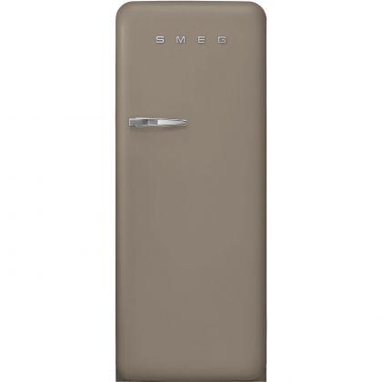Frigider cu o usa retro Smeg FAB28RDTP5, maro, ventilat, inverter