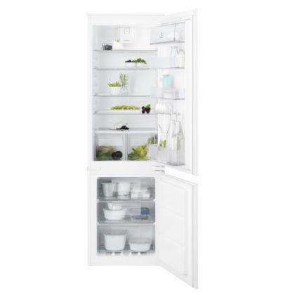 Combina frigorifica incorporabila No Frost Electrolux ENT6TE18S, 55 cm