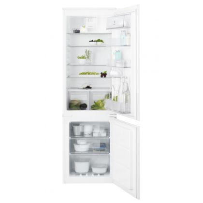 Combina frigorifica incorporabila No Frost Electrolux ENT6TF18S, 55 cm