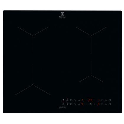 Plita incorporabila inductie Electrolux LIL61434C, 60 cm, Hob2Hood, Booster