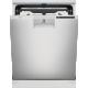 Masina de spalat vase independenta Electrolux ESM89300SX, 60 cm, 15 seturi, 9 programe, Display, AirDry, Motor Inverter, Inox
