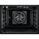 Cuptor incorporabil Steam Crisp Electrolux EOC8P39WX, Electric, 72 L, 19 functii, Autocuratare pirolitica, Ecran TFT Touch, Grill, Inox