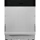 Masina de spalat vase incorporabila Electrolux KEZA9310W, 60 cm, 15 seturi, 8 programe, AirDry, Inverter, FuzzyLogic, Iluminare interioara