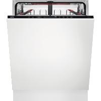 Masina de spalat vase incorporabila AEG FSE74608P, 13 seturi, AirDry, 7 programe, Inverter, 60 cm