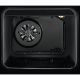 Aragaz Electric Electrolux SteamBake AirFry LKR564200X, 4 zone de gatit, Grill, 58 L, Autocuratare catalitica, 50x60 cm, Inox