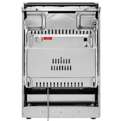 Aragaz Electrolux LKG604001X, Gaz, 4 Arzatoare, Grill, Rotisor, Autocuratare catalitica, Aprindere Electrica, 60x60 cm, Inox, Antiamprenta