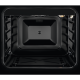 Aragaz Zanussi ZCG510U1WA pe Gaz, 4 arzatoare, Siguranta cuptor, 59 L, Aprindere electrica plita si cuptor, Iluminare cuptor, 50x60 cm, Alb