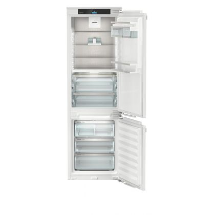 Combina frigorifica incorporabila No Frost Liebherr ICBNd 5163, 56 cm, clasa D, display Touch, BottleTimer, filtru aer, IceMaker, BioFresh