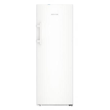 Congelator No Frost Liebherr GN 3735, 60 cm, BluPerformance, 238L, clasa E, Alb