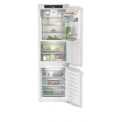 Combina frigorifica incorporabila No Frost Liebherr ICBNd 5153, 56 cm, clasa D, display Touch, BottleTimer, filtru aer