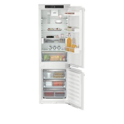 Combina frigorifica incorporabila SmartFrost Liebherr ICd 5123, 56 cm, clasa D, SuperSilent, display Touch, EasyFresh, IceCubeTimer, 264 L