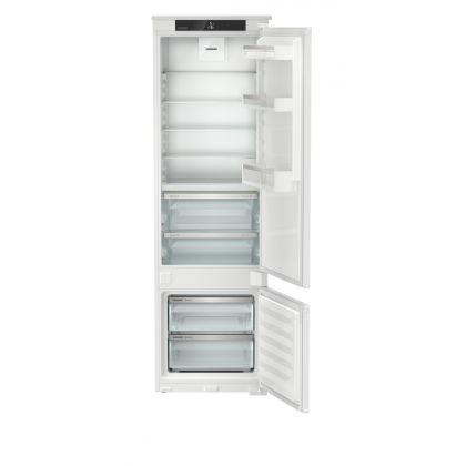 Combina frigorifica incorporabila SmartFrost Liebherr ICBSd 5122, 56 cm, clasa D, BottleTimer, filtru aer, BioFresh