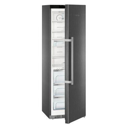 Frigider cu o usa Liebherr SKBbs 4370, 60 cm, BioFresh, BluPerformance, 372L, clasa D,PowerCooling, BlackSteel