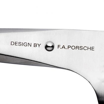 Cutit universal Hammered Type 301 by F.A. Porsche CHROMA P-19 HM, 12 cm, inox 18/10