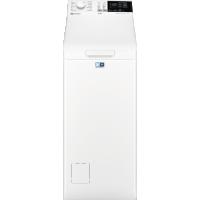Masina de spalat verticala PerfectCare600 EW6TN4262, 6 kg, 1200 rpm, clasa D, 40 cm, display LCD, SensiCare, Alb