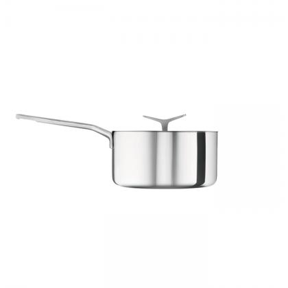 Oala Electrolux E9KLSA01, 3l, Ø 22 cm, 5 straturi, cu capac, inox