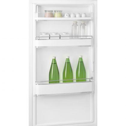 Combina frigorifica retro Smeg FAB32LOR5, No Frost, clasa D, balamale pe stanga, portocaliu