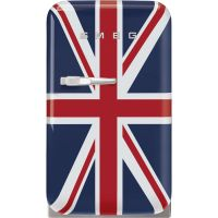 Frigider minibar retro Smeg FAB5RDUJ5, Union Jack , static