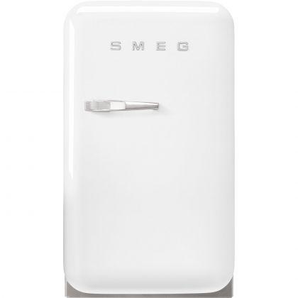 Frigider minibar retro Smeg FAB5RWH5, alb , static