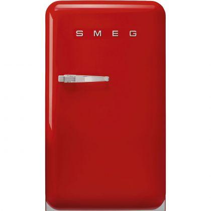Frigider minibar retro Smeg FAB10RRD5, rosu, static