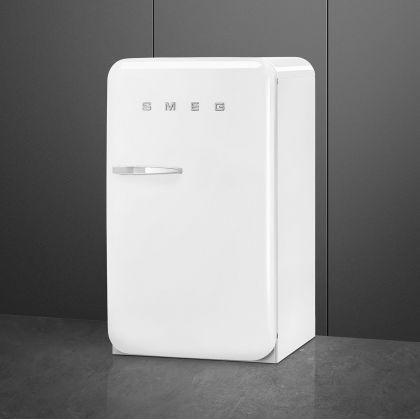 Frigider minibar retro Smeg FAB10RWH5, alb , static