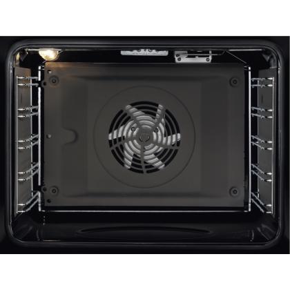 Cuptor incorporabil electric cu abur Electrolux EOD6C77WX, SteamBake, WiFi, Senzor gatire, functie Grill, 72 L, Autocuratare Catalitica, Clasa A+, Inox