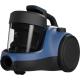 Aspirator fara sac Electrolux ECC21-4SB, 700 W, 78 db, capacitate 1,3 L, Albastru