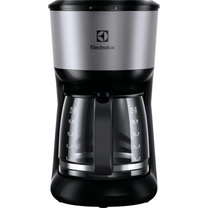 Cafetiera Electrolux EKF3700, 1100W, 1,65L, neagra