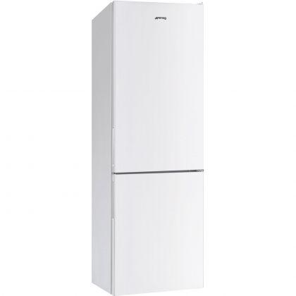 Combina frigorifica Smeg FC18EN1W, 60 cm latime, Total No Frost, Clasa E, Alba