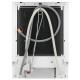 Masina de spalat vase partial incorporabila Electrolux EES47310IX, AirDry, GlassCare, 13 seturi, 8 programe, 60 cm, Inverter, clasa D